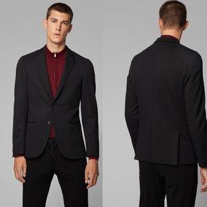 Hugo Boss | Men's Slim Fit Stretch Jersey Blazer